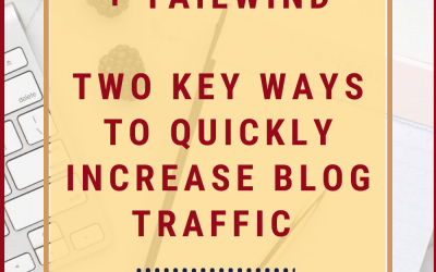 How to Quickly Increase Blog Traffic